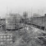 """""""5.4.1997 – 3.6.1999 Potsdamer Platz, Berlin"""""""