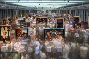 Apertura, Pinacoteca MASP (19.01 – 23.09 Uhr 10.12.2015)