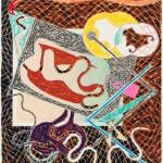 1982 Lithographie und Siebdruck auf 320 g Arches Karton    Lithograph and screen print 320 gram Arches paper 115,6 x 101 cm / 45.25 x 39.75 in. Edition: 100 + 25 A.P. signiert, datiert und nummeriert signed, dated, and numbered  Verleger publisher:  Petersburg Press, New York   Zurück zur Übersicht